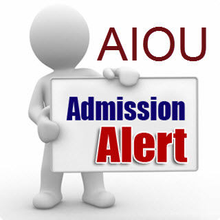 Allama iqbal open university admission spring 2017