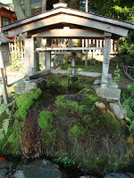 una fontanella per la purificazione