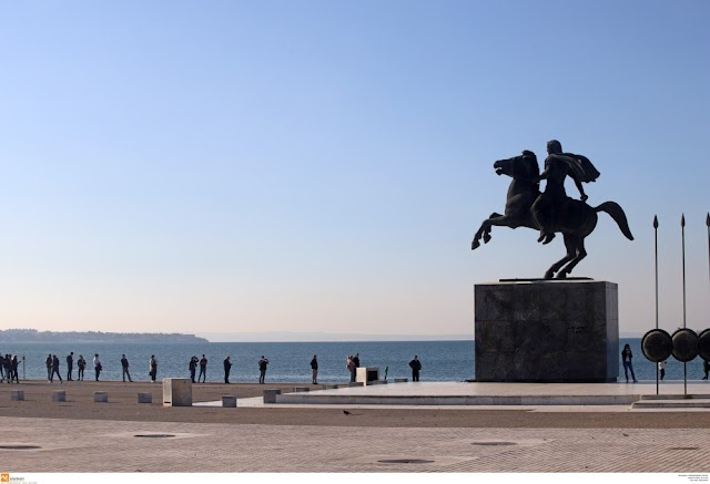 Θεσσαλονίκη: Η εκτίναξη του κορωνοϊού «φάνηκε» στα λύματα της πόλης