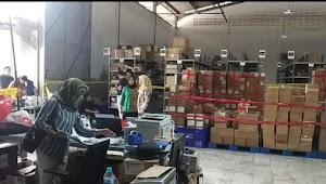 Bongkar! 4 Gudang penyimpanan obat, kosmetik, dan makanan Ilegal di Jakarta Utara