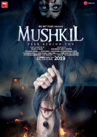 Mushkil 2019 HDRip 480p 300Mb