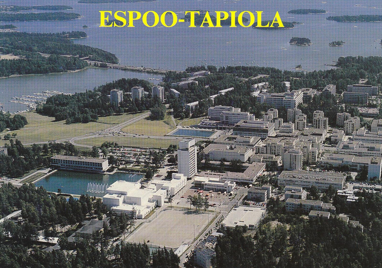 Tapiola Helsinki