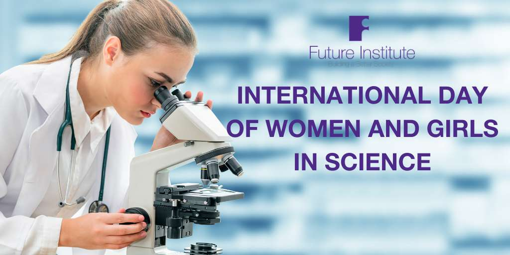 International Day of Women and Girls in Science Wishes for Instagram