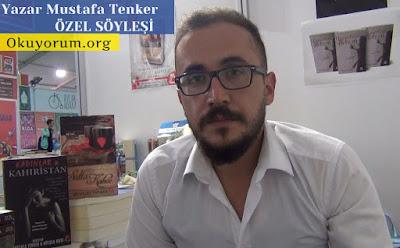 Yazar Mustafa Tenker,