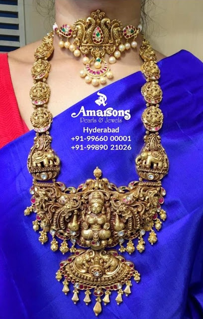 Temple Jewellery from Amarsons Jewellers