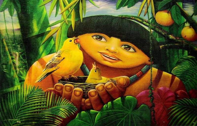 Pinturas de John Jaimer Morales