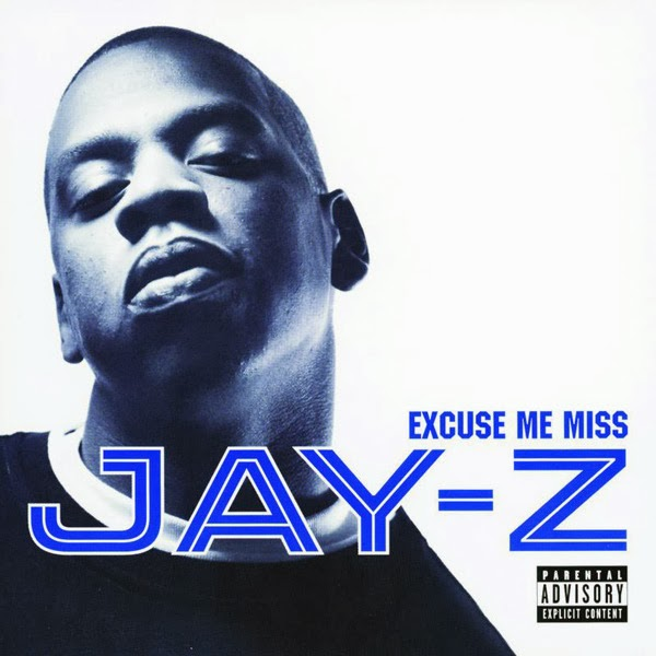 Jay-Z - Excuse Me Miss - Single  Cover