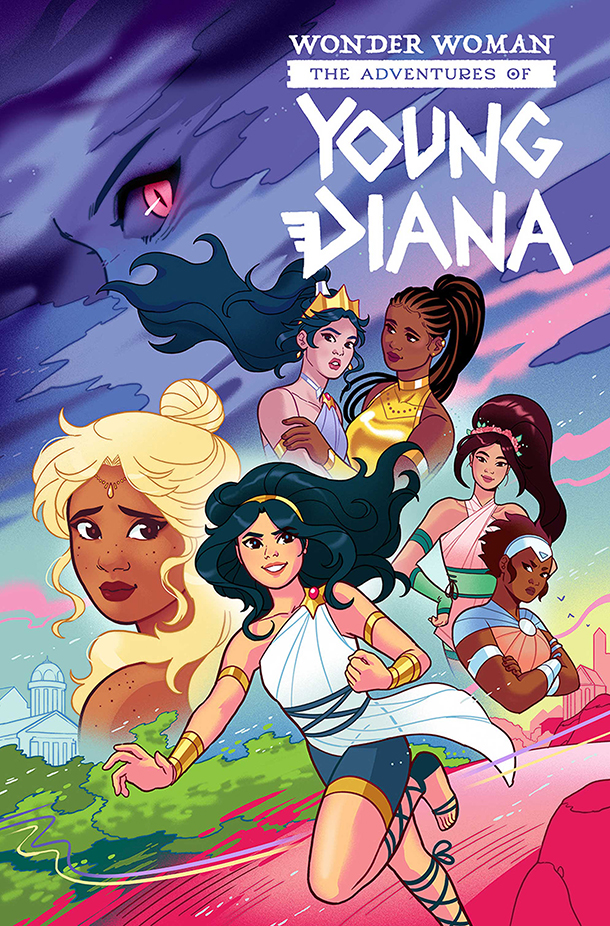 WONDER WOMAN: ADVENTURES OF YOUNG DIANA SPECIAL