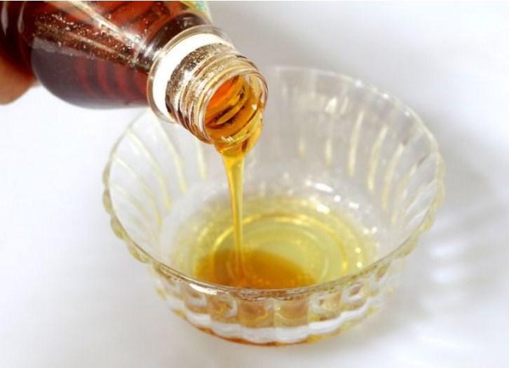 Vitamin campuran dari minyak kelapa dan madu