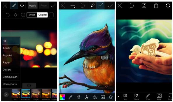 تحميل تطبيق PicsArt Photo Studio gold
