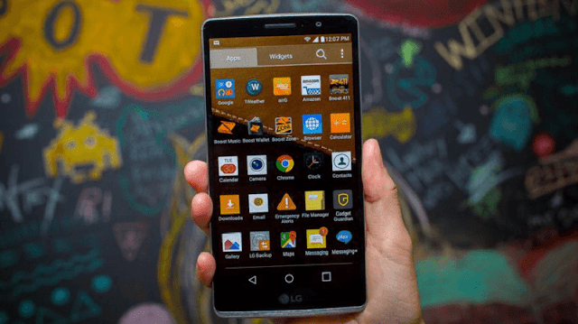 smartphone flagship dari lg