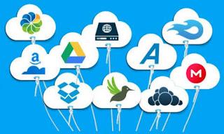 spostare file da un cloud a un altro
