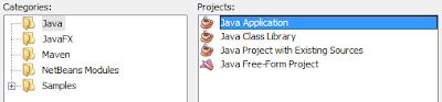 Membuat koneksi Java Netbeans dengan Mysql
