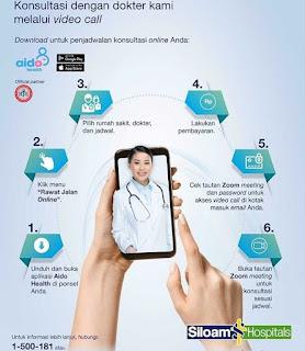 Cara Konsultasi Dengan Dokter Secara Online