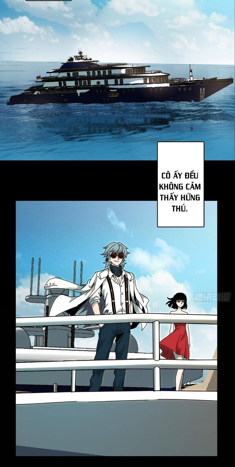 Đại Tượng Vô Hình chap 68 - Trang 20