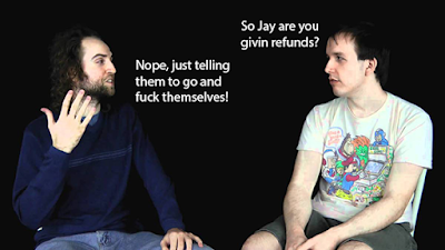 Jay Pavlina wont refund super retro crossover
