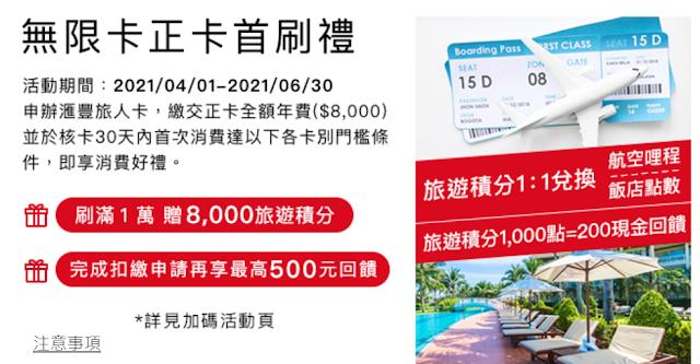 匯豐旅人卡~HSBC 匯豐銀行全新推出~💳2021常旅客專用哩程信用卡~1積分=1元RMB兌換吉祥航空CP值佳