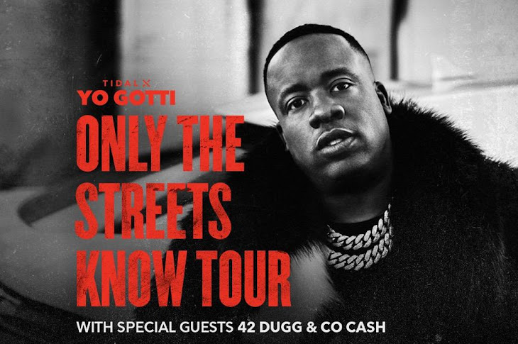 """Yo Gotti Unveiled The Winning Cities In The """"Only The Streets Know"""" Tour"""