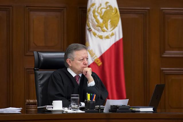 Arturo Zaldívar dice que ejercerá presidencia hasta 2022