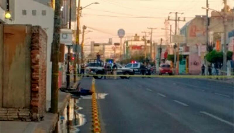 Mientras tanto en Celaya ejecutan a siete personas