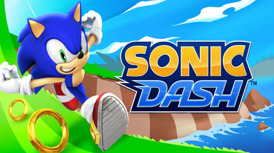 Sonic Dash (MOD, Unlimited Money & Rings)