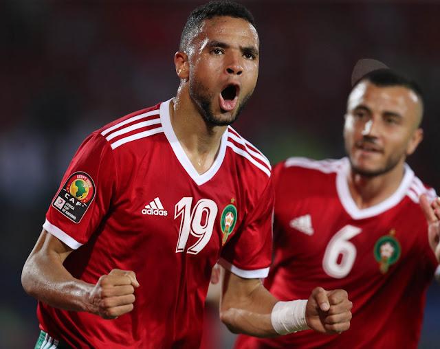 موعد مقابلة المغرب وبنين في كأس امم افريقيا في دوري الـ16