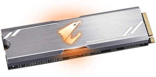 Gigabyte AORUS RGB 512 GB