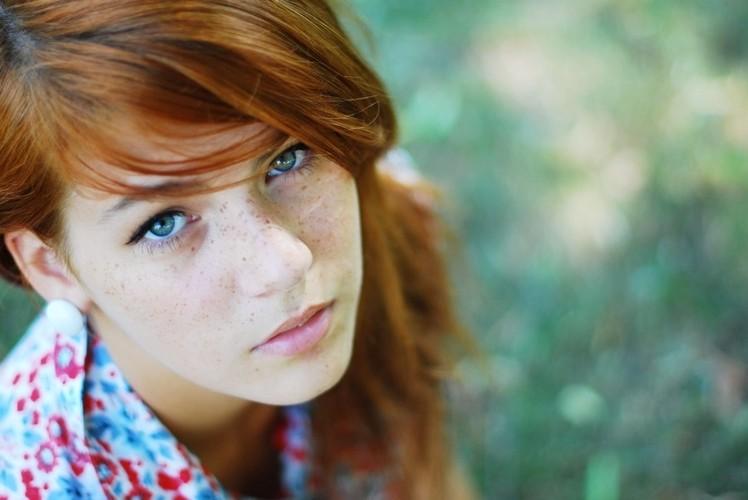 Redhead Nude Girls