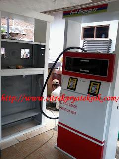 Harga Jual Mesin Pom Bensin Pertamini Digital Portable Manual Distributor Tasikmalaya   pom mini wonosobo