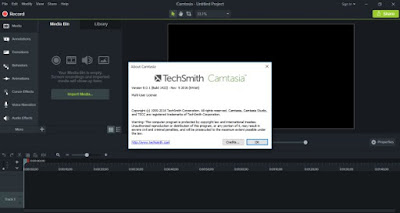 Camtasia Studio Terbaru Lengkap keygen v9.0.3 Final Update