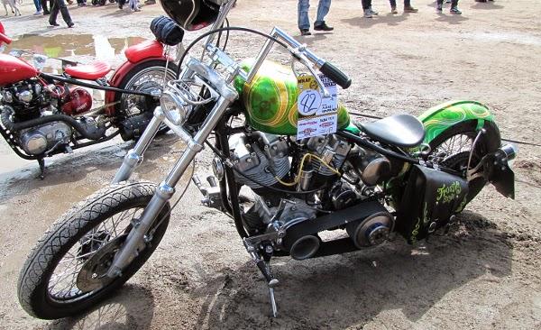 custom kustomi moottoripyörä prätkä