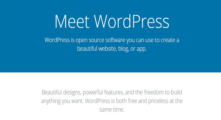 WordPress vs BlogSpot (wordpress.org)