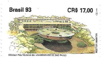 Selo Escola Politécnica da USP