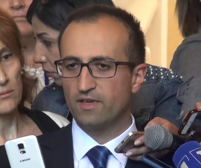 Arsen Torosyan atropella a un niño de 10 años