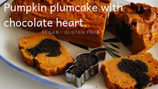 pumpkin vegan glutenfree ricetta