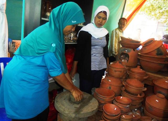 Perempuan Dominasi Perajin Gerabah Tanah Liat