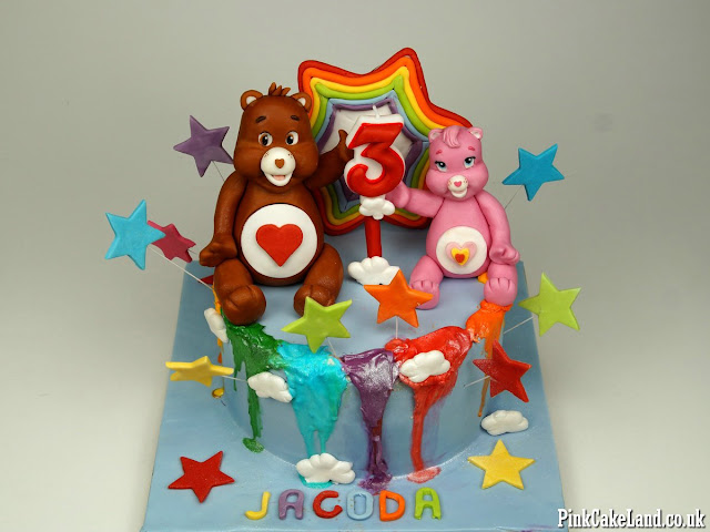 The Care Bears Cakes in London