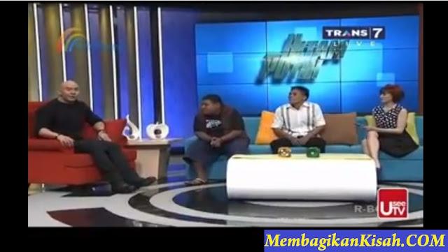 Video Penampilan Ulcok (Manusia Kalkulator) di Acara Talkshow Hitam Putih TRANS7