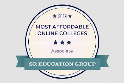 2019 Most Affordable Online Colleges and Degrees