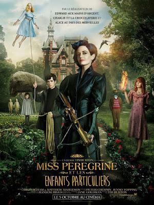 Miss Peregrine et les Enfants Particuliers Tim Burton