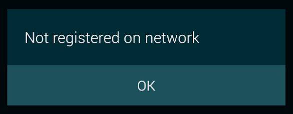 5 Cara Mengatasi Error Tidak Terdaftar Di Jaringan (Not Registered On Network) Di Hp Samsung