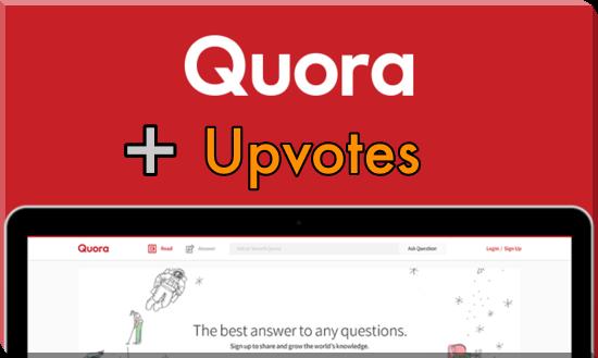 Buy Quora Upvotes Likes