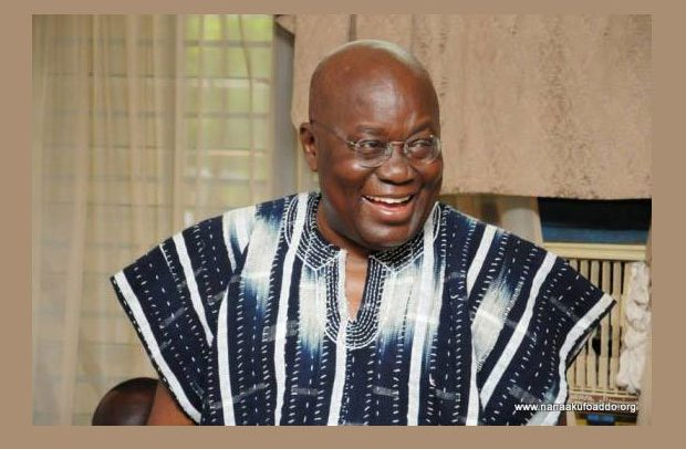 I Want To Be President Of A United Ghana- Nana Akufo-Addo