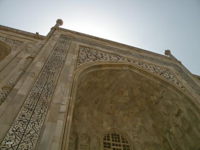 Taj Mahal'a amazing details by betitu