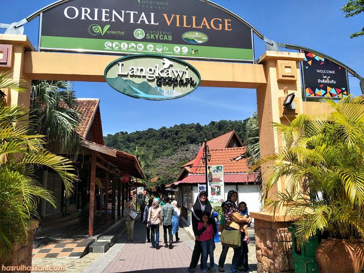 Panorama Oriental Village Langkawi
