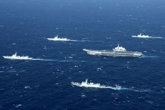Saat Virus Corona Ancam Dunia, Tiongkok Dikabarkan Tingkatkan Latihan Militernya