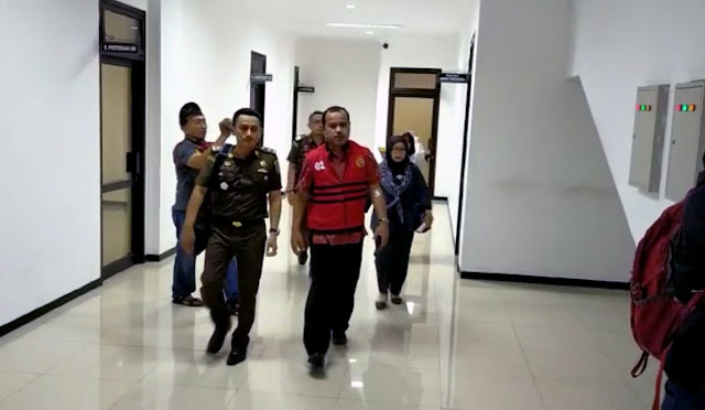 Yos Sudarso ditetapkan sebagai tersangka