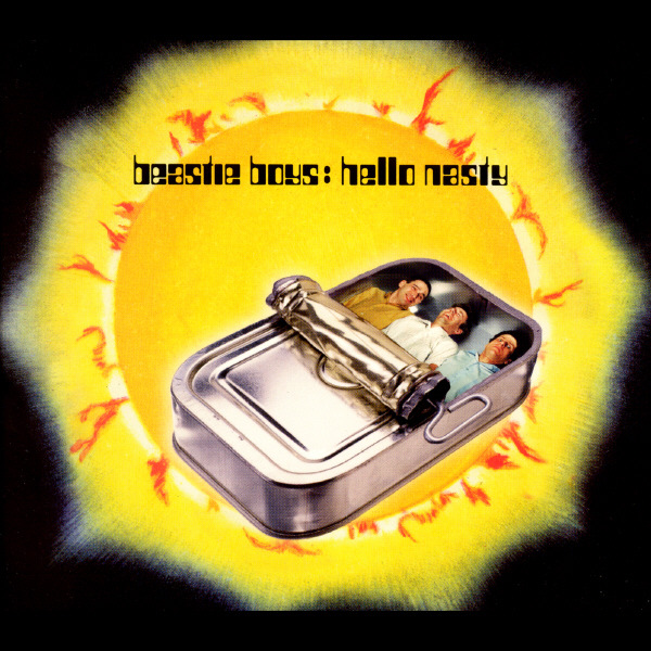 Beastie Boys - Hello Nasty Cover