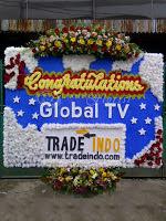 Karangan Bunga Congratulations Di Pondok Bahar