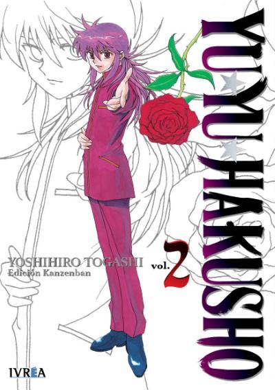 Yu Yu Hakusho - ed. Kanzenban - vol.2